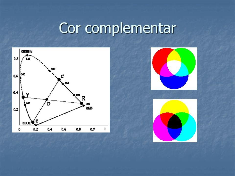 Cor complementar