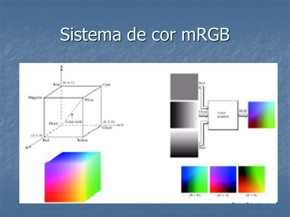 Sistema de cor mRGB