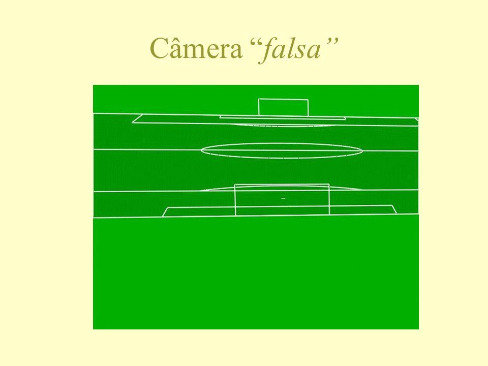 Câmera falsa