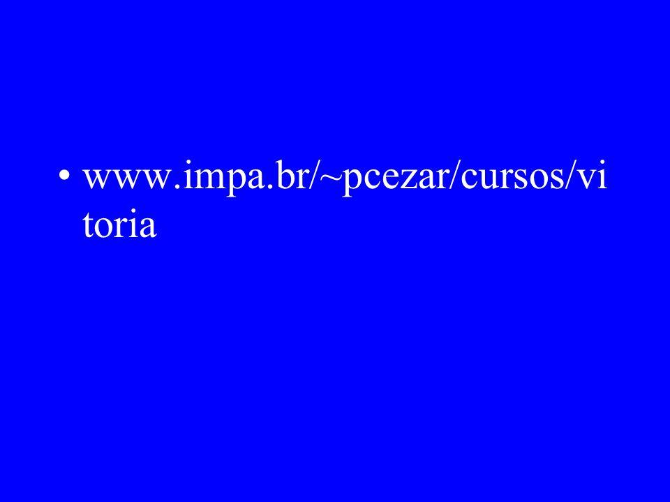 www.impa.br/~pcezar/cursos/vi toria