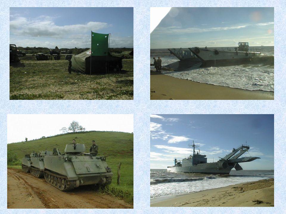 Operação DRAGÃO maior operação militar do Brasil 5.000 fuzileiros navais cinemática da operação é real combates são reais (festim) as baixas e perdas