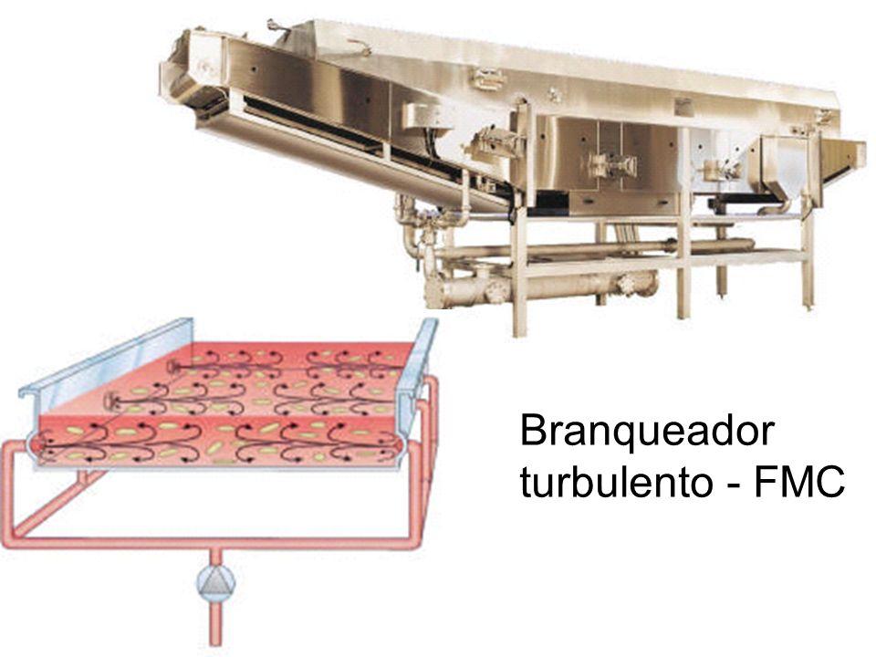 Branqueador turbulento - FMC
