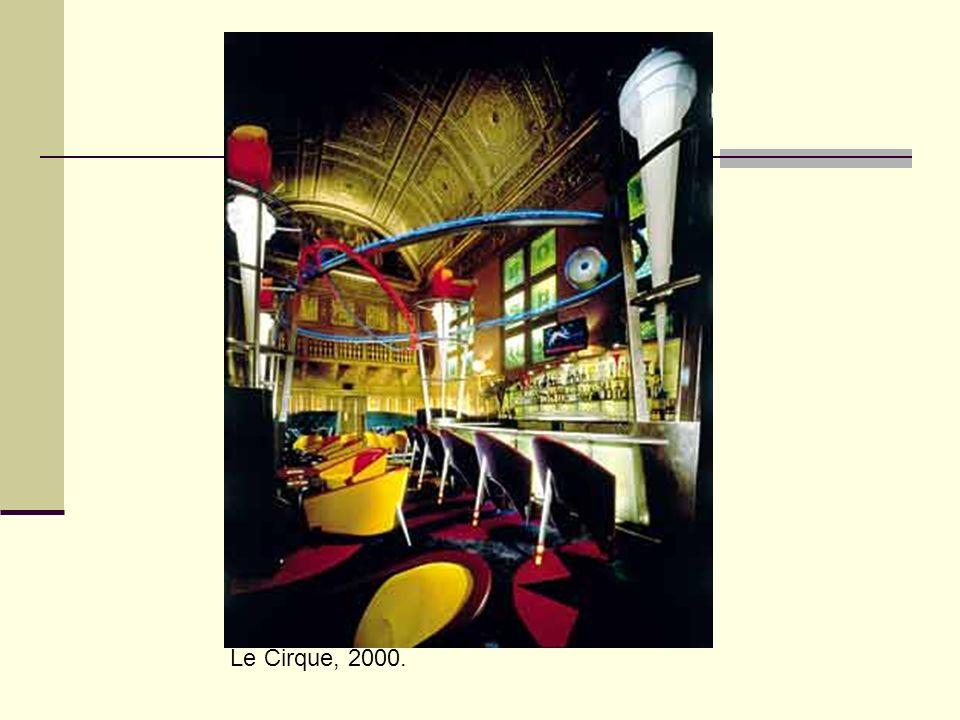Le Cirque, 2000.