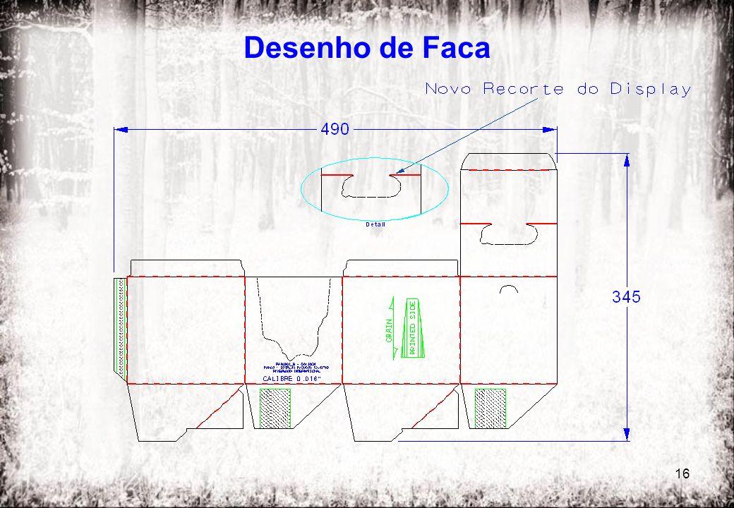 16 Desenho de Faca