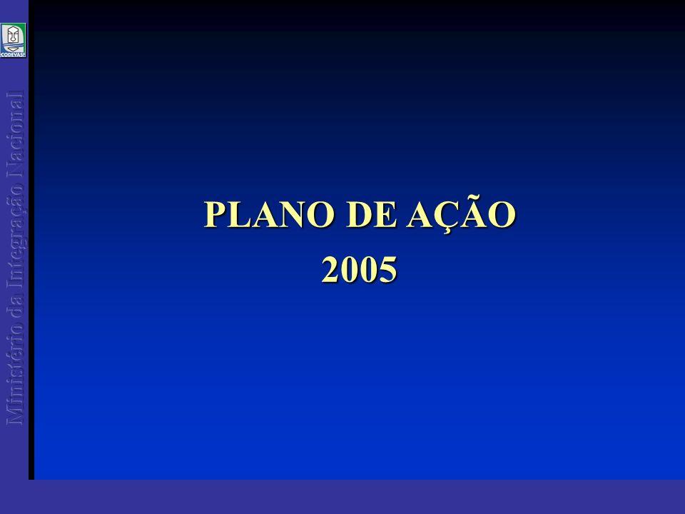 PLANO DE AÇÃO 2005