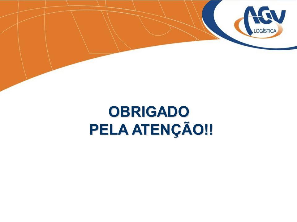 OBRIGADO PELA ATENÇÃO!!