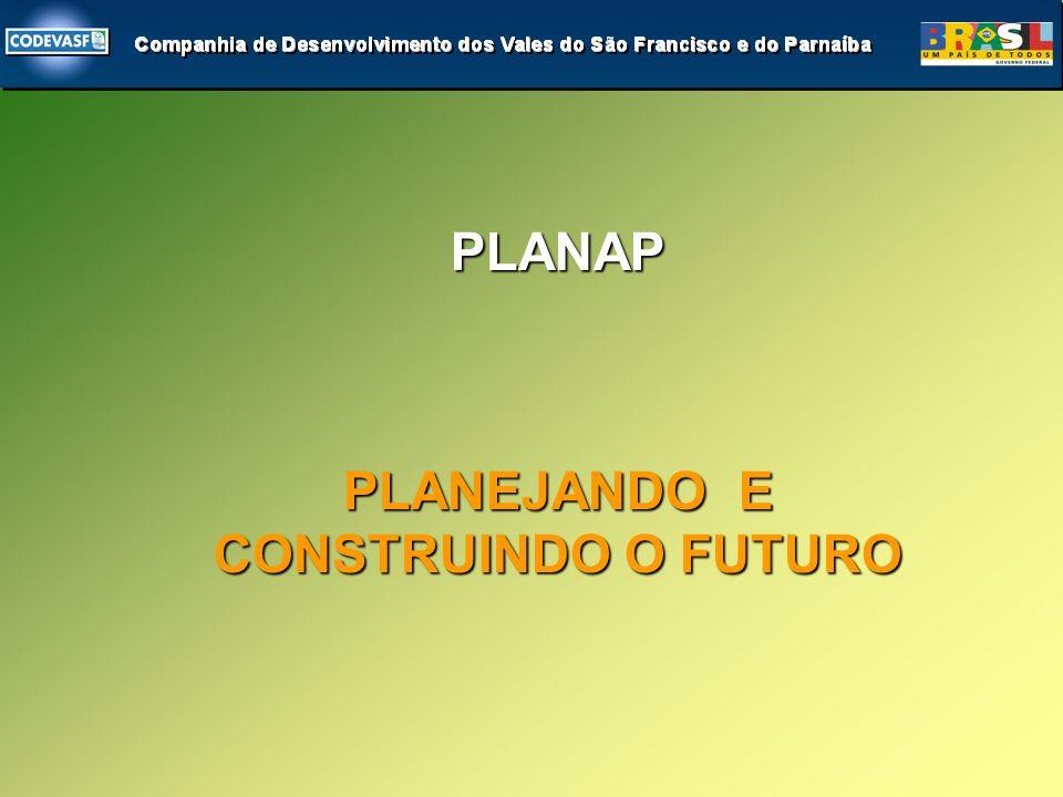 PLANEJANDO E CONSTRUINDO O FUTURO PLANAP