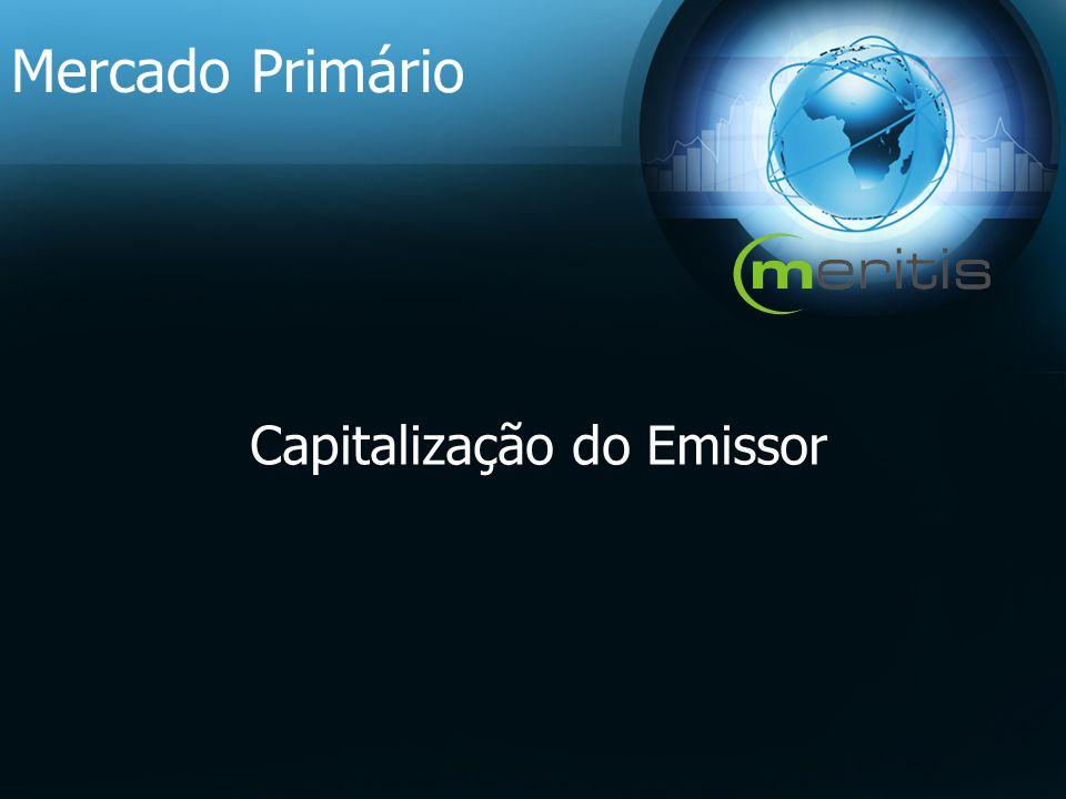 Capitalização do Emissor