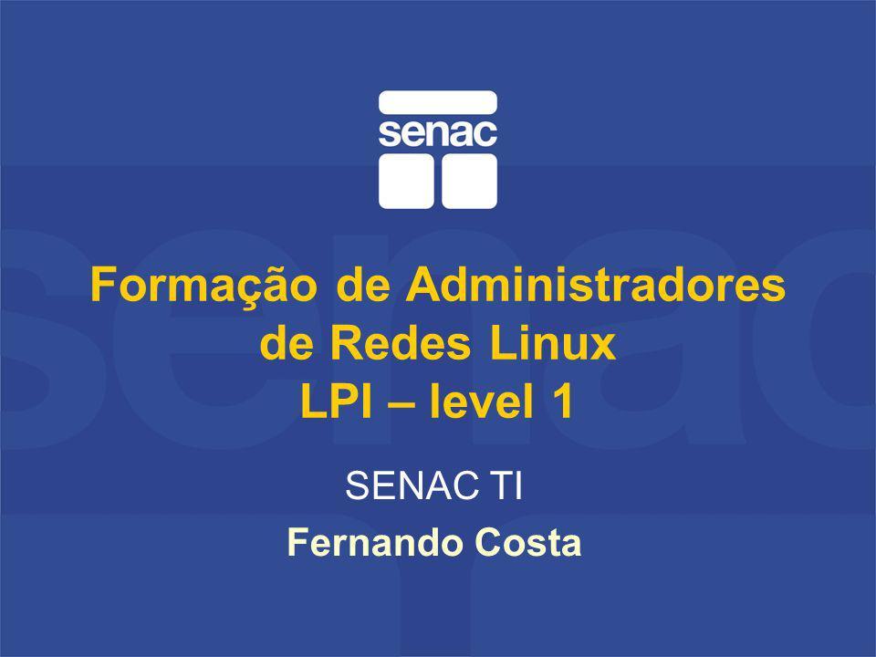 Espelhamento (RAID) RAID: Redundant Array of Inexpensive Disks (Vetor redundante de discos baratos) HardwarePode ser feito por Hardware ou Software Vantagens: –Confiabilidade –Performance –Aumento de volume
