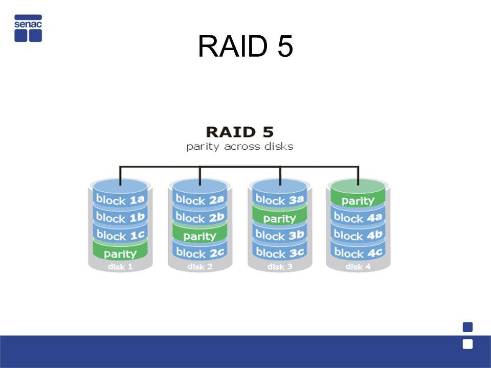 RAID no Linux http://raid.wiki.kernel.org/ Receita de bolo: http://www.vivaolinux.com.br/artigos/impress ora.php?codigo=6210