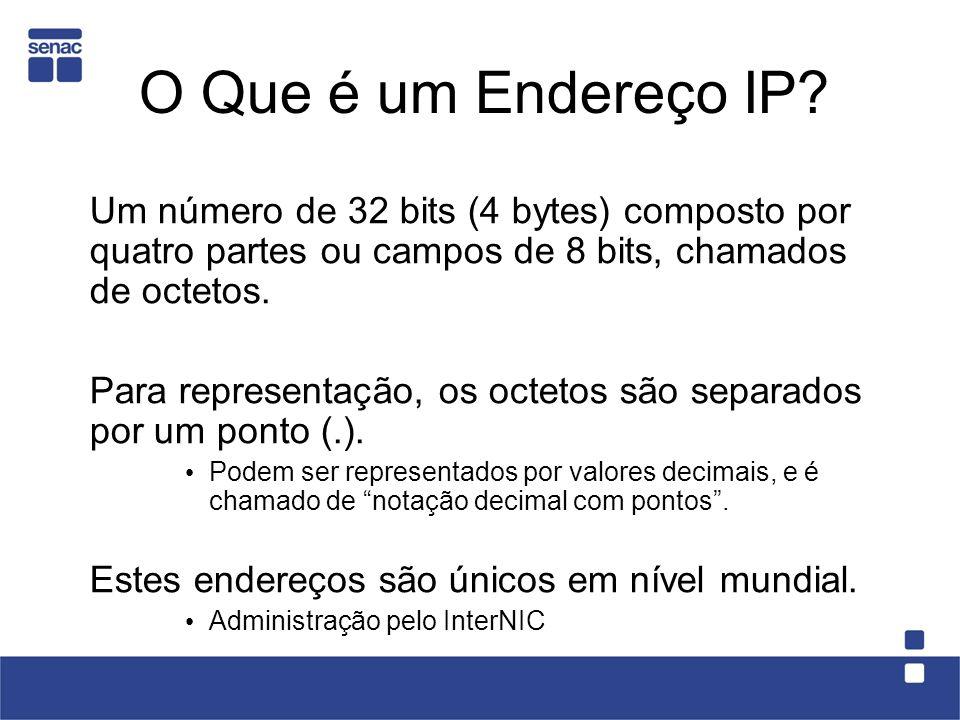 O Que é um Endereço IP.