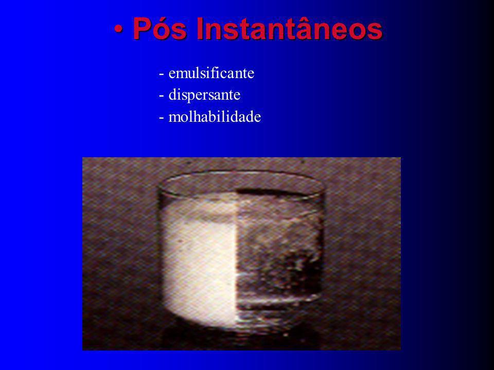 CHOCOLATES CHOCOLATES - anti-bloom - previne exsudação gordura - estabilizante - redutor viscosidade - reduz tempo mistura - auxiliar manufatura