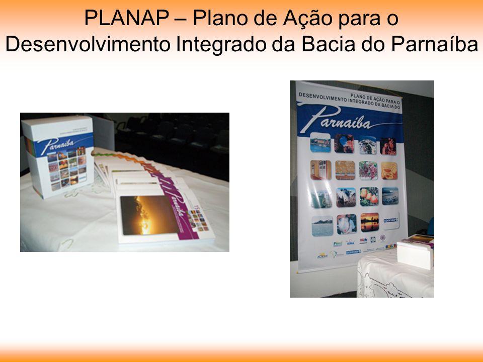 PLANAP – Plano de Ação para o Desenvolvimento Integrado da Bacia do Parnaíba