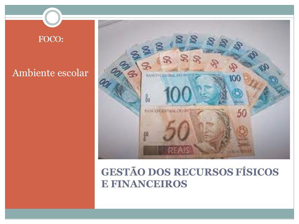 GESTÃO DE RESULTADOS EDUCACIONAIS DO ENSINO E DA APRENDIZAGEM FOCO: Avaliação do rendimento escolar.