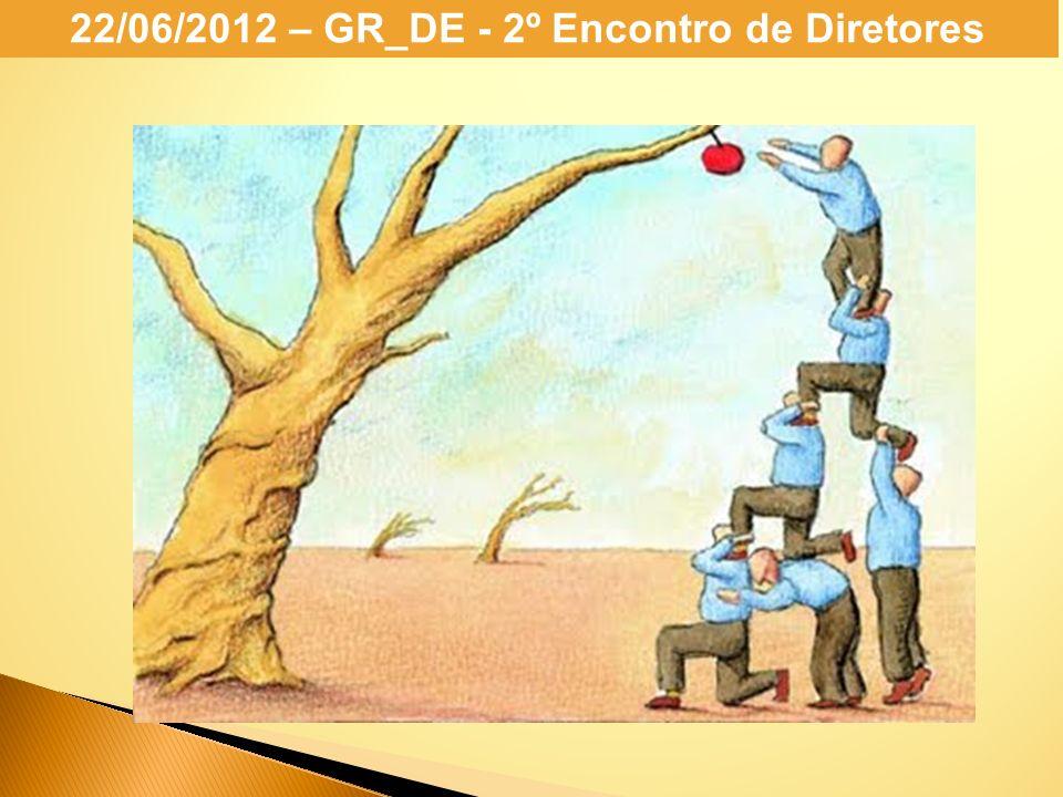 22/06/2012 – GR_DE - 2º Encontro de Diretores
