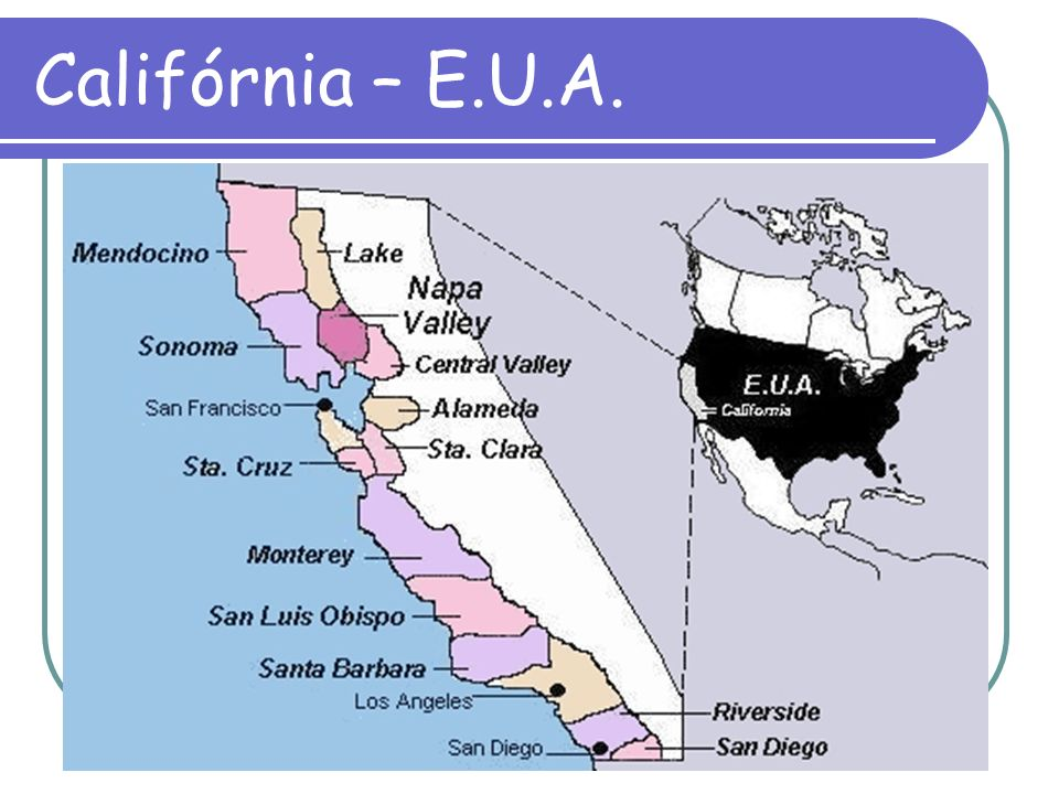 Califórnia – E.U.A.