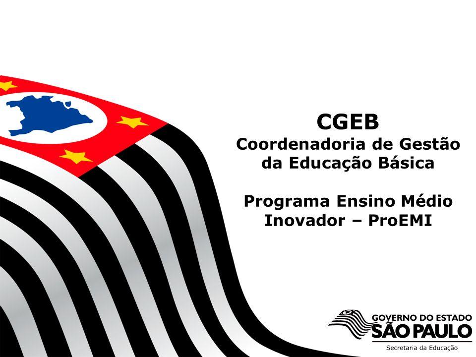 SECRETARIA DA EDUCAÇÃO Coordenadoria de Gestão da Educação Básica Slide 32