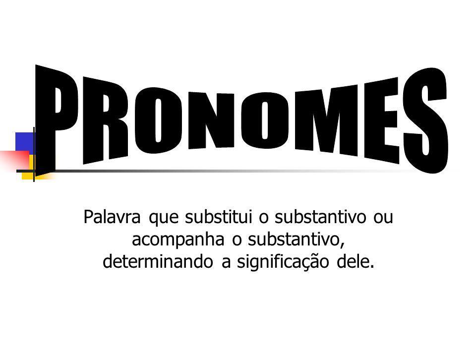 Os pronomes oblíquos átonos (segunda coluna do quadro) nunca são precedidos de preposição (de, em, sobre, para, contra...).