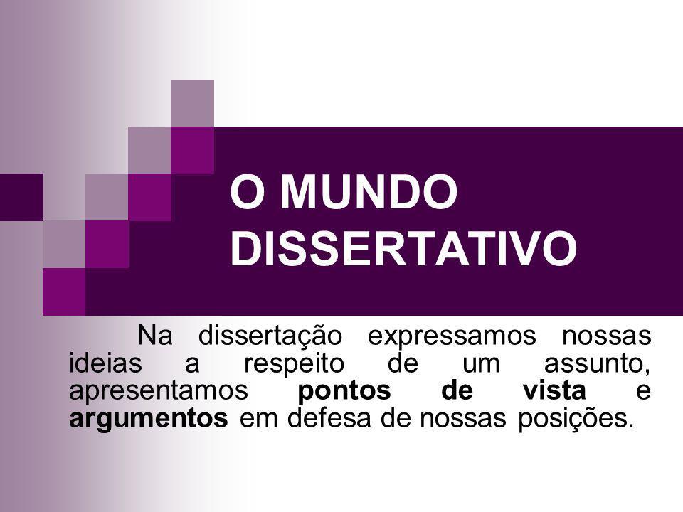 EXISTEM RECEITAS PARA FAZER UMA BOA DISSERTAÇÃO.Não existem receitas, mas apenas métodos.