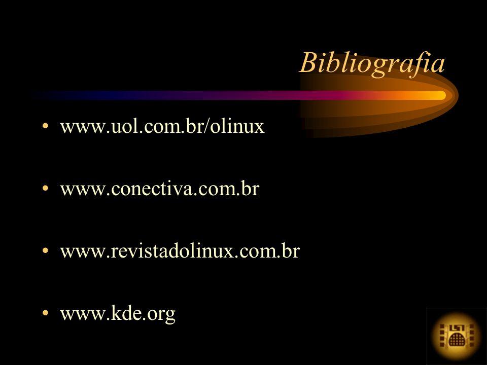 www.uol.com.br/olinux www.conectiva.com.br www.revistadolinux.com.br www.kde.org