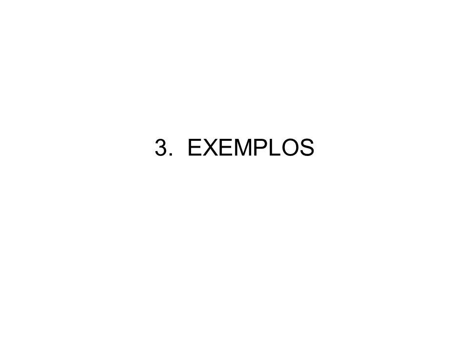 3. EXEMPLOS