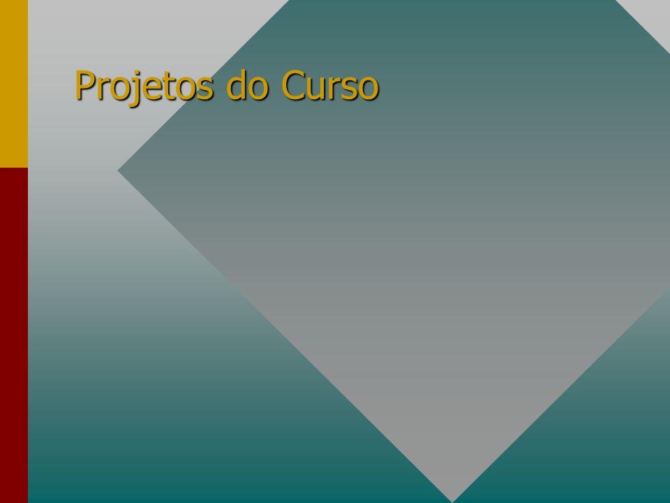 Projetos do Curso