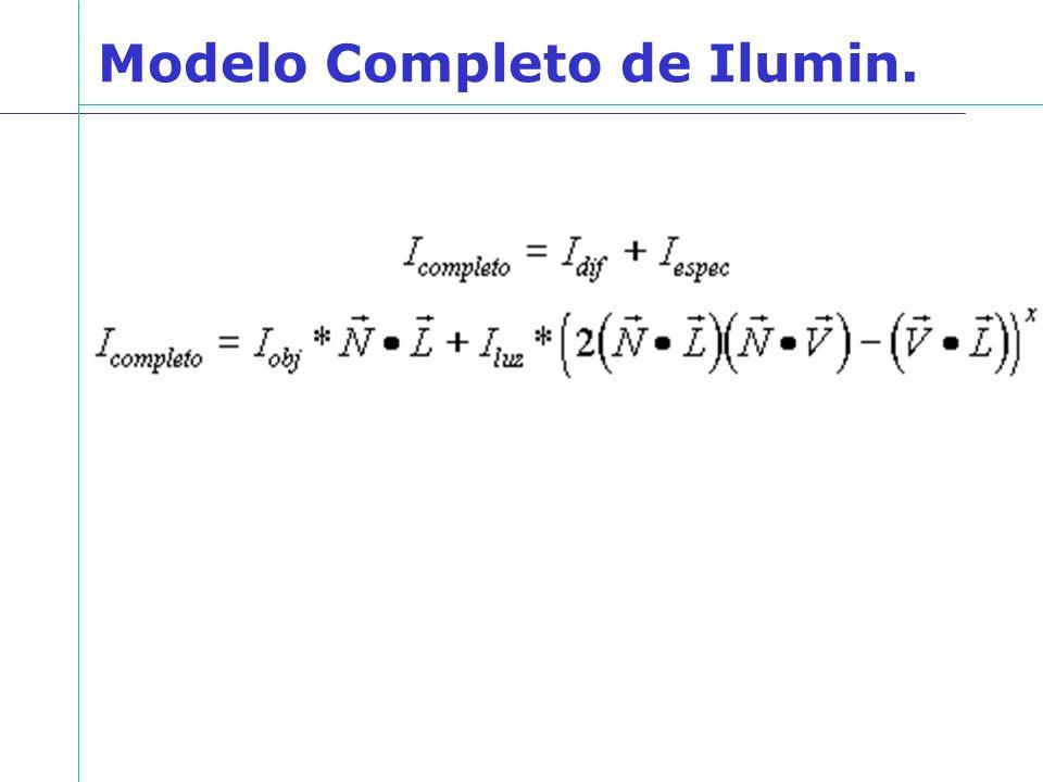 Modelo Completo de Ilumin.