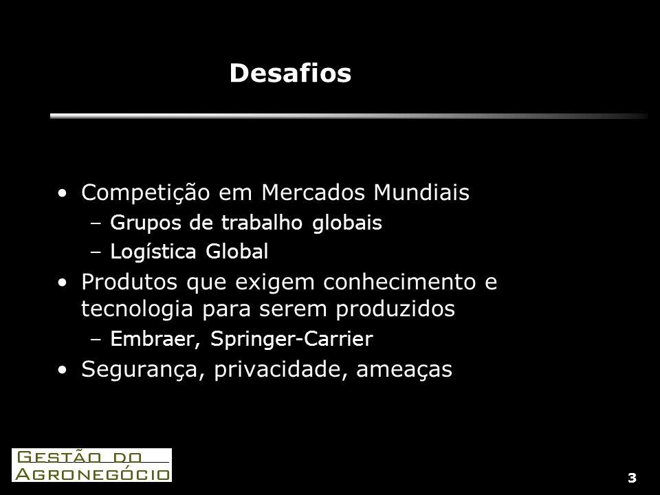 4 Sistema de Informação ENTRADASAIDA PROCESSA MENTO FEEDBACK SISTEMA DE INFORMAÇÃO Clientes Fornecedores Agências Acionistas Competidores Agências Acionistas Competidores Reguladoras ORGANIZAÇÃO