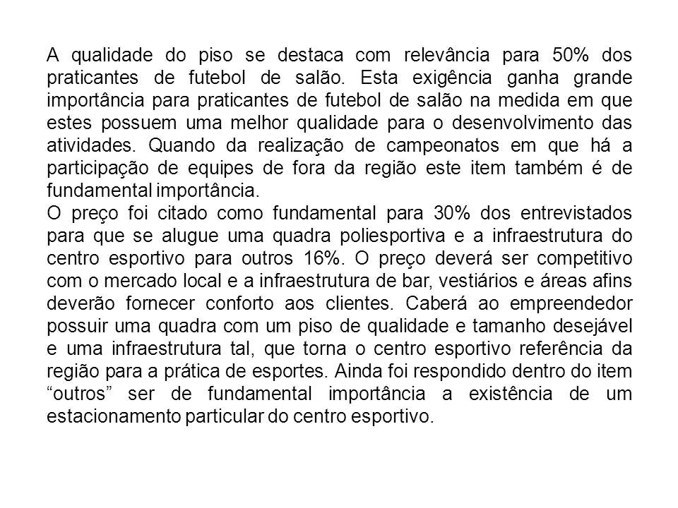 Análise dos dados da pesquisa 4º PASSO: CONCLUSÃO DA PESQUISA - Que conclusões podem ser tiradas da pesquisa que contribua para decidir sobre a viabilidade mercadológica do novo negócio.