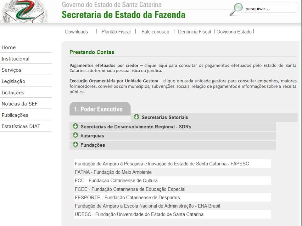 Adriano de Souza Pereira - Contador da Fazenda Estadual – SEF/SC Conselheiro CRCSC A democratização das nossas sociedades se constrói a partir da demo