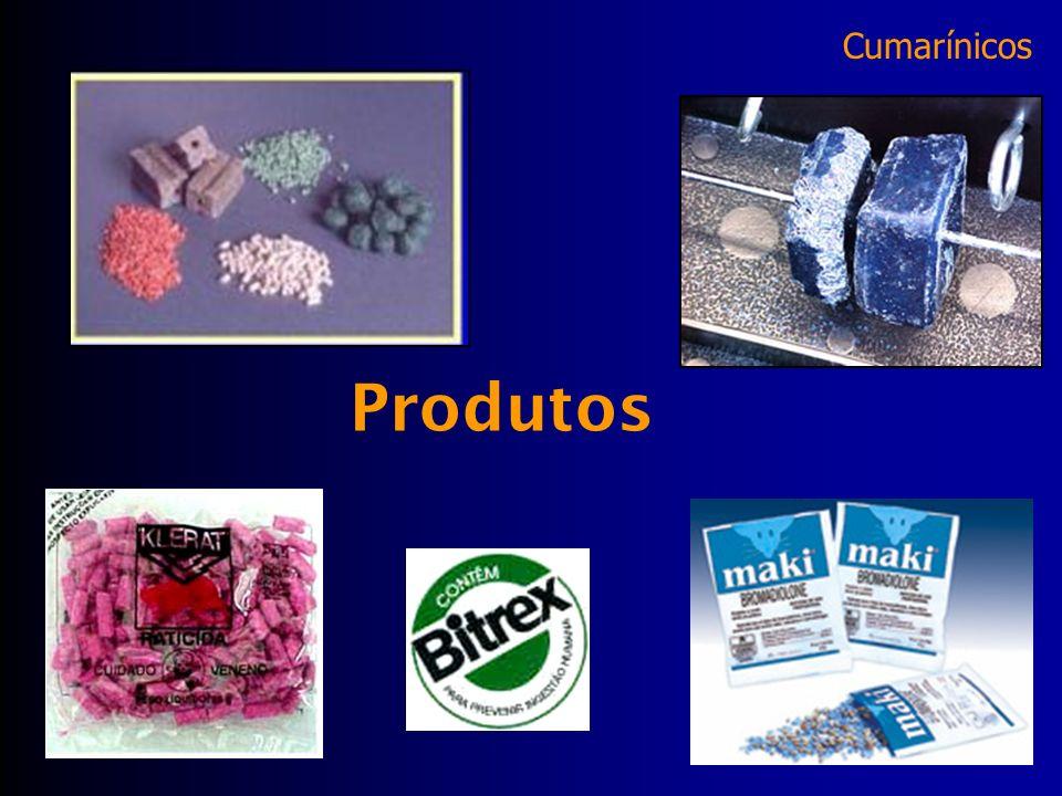 Cumarínicos Produtos