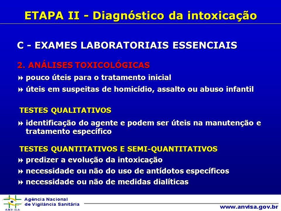 C - EXAMES LABORATORIAIS ESSENCIAIS 2.