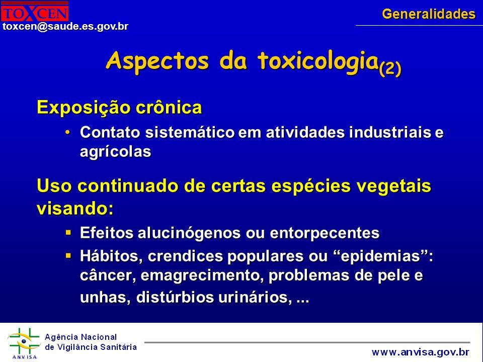 toxcen@saude.es.gov.br Administrar nitrito de sódio formação de metemoglobina que possui maior afinidade com cianeto do que a com a citocromo-oxidase cianometemoglobina (não tóxico) Administrar nitrito de sódio formação de metemoglobina que possui maior afinidade com cianeto do que a com a citocromo-oxidase cianometemoglobina (não tóxico) Seguido de tiosulfato de sódio: aumenta a conversão enzimática (via rodanase) do cianeto em tiocianato (não tóxico) Seguido de tiosulfato de sódio: aumenta a conversão enzimática (via rodanase) do cianeto em tiocianato (não tóxico) Tratar convulsões, metemoglobinemia, acidose e hipotensão Tratar convulsões, metemoglobinemia, acidose e hipotensão Alternativa antidotal: hidroxicobalamina (Vit B 12 ) Alternativa antidotal: hidroxicobalamina (Vit B 12 ) Níveis altos de metemoglobina usar azul de metileno Níveis altos de metemoglobina usar azul de metileno Tratamento (2) - antídoto Alterações respiratórias - glicosídeos cianogênicos