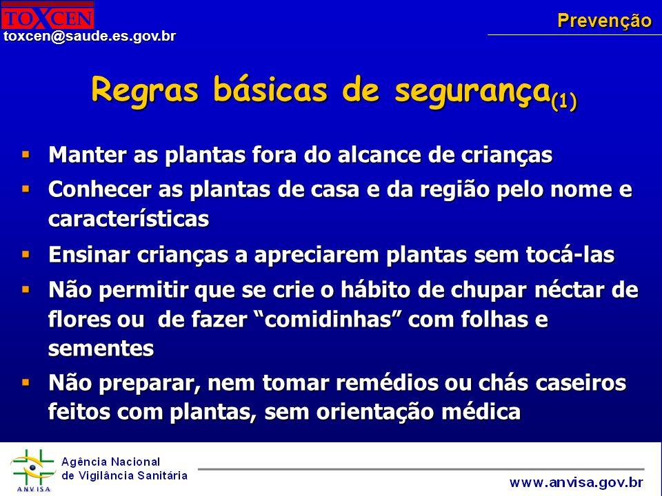 toxcen@saude.es.gov.br Pinhão paraguaio Cacto Bico de papagaio Irritação química primária