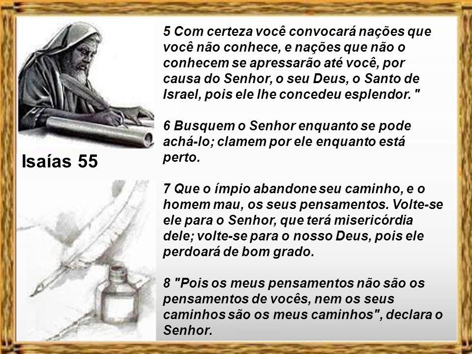 Isaías 55 1