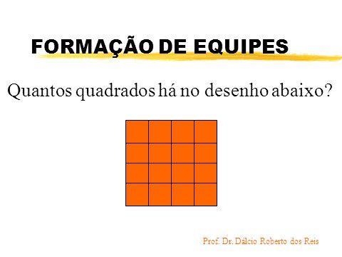 Prof. Dr. Dálcio Roberto dos Reis Quantos quadrados há no desenho abaixo