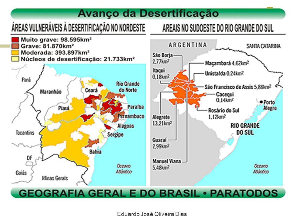 Desertificação no Brasil Eduardo José Oliveira Dias
