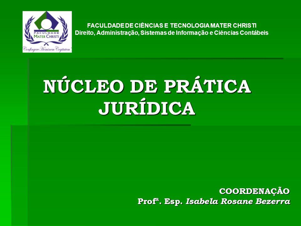 COORDENAÇÃO Profª. Esp.