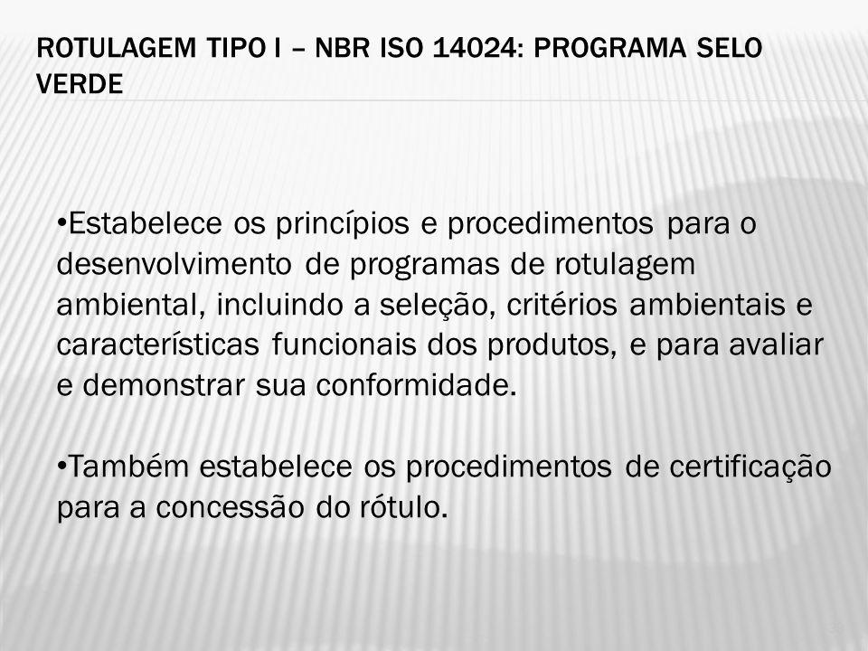 NORMAS DE SGA DA ABNT 38