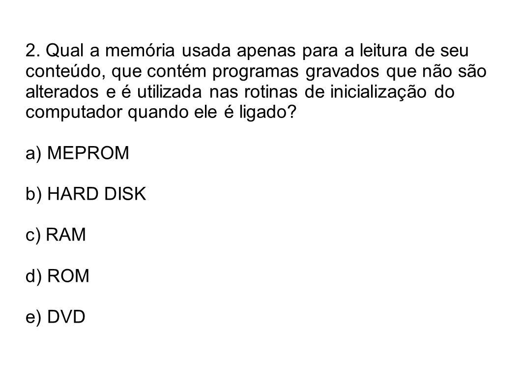 7.O que é desfragmentador de disco.