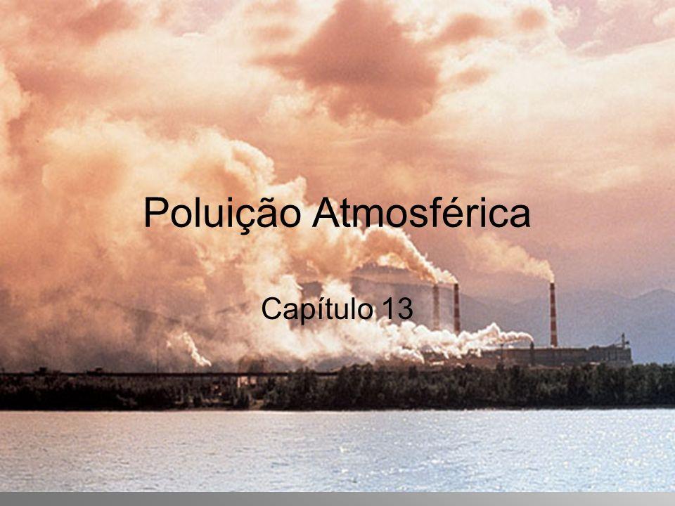 Poluição Atmosférica Capítulo 13