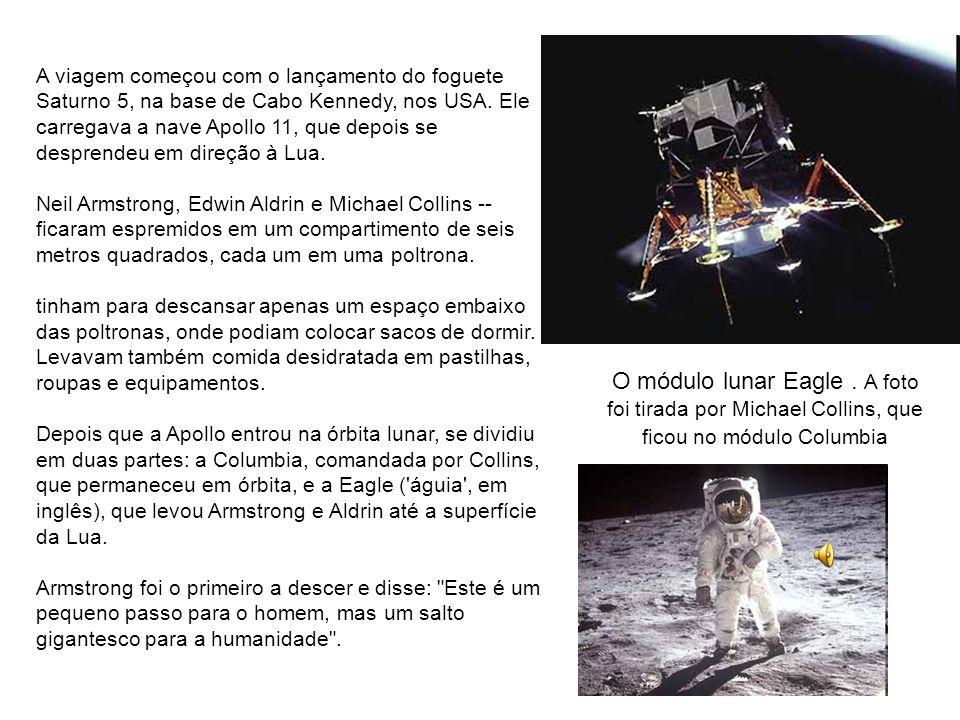 Há 40 anos!!!! 20 de julho de 1969 O astronauta Edwin Aldrin caminha na superfície da Lua. Foto tirada por Neil Armstrong,