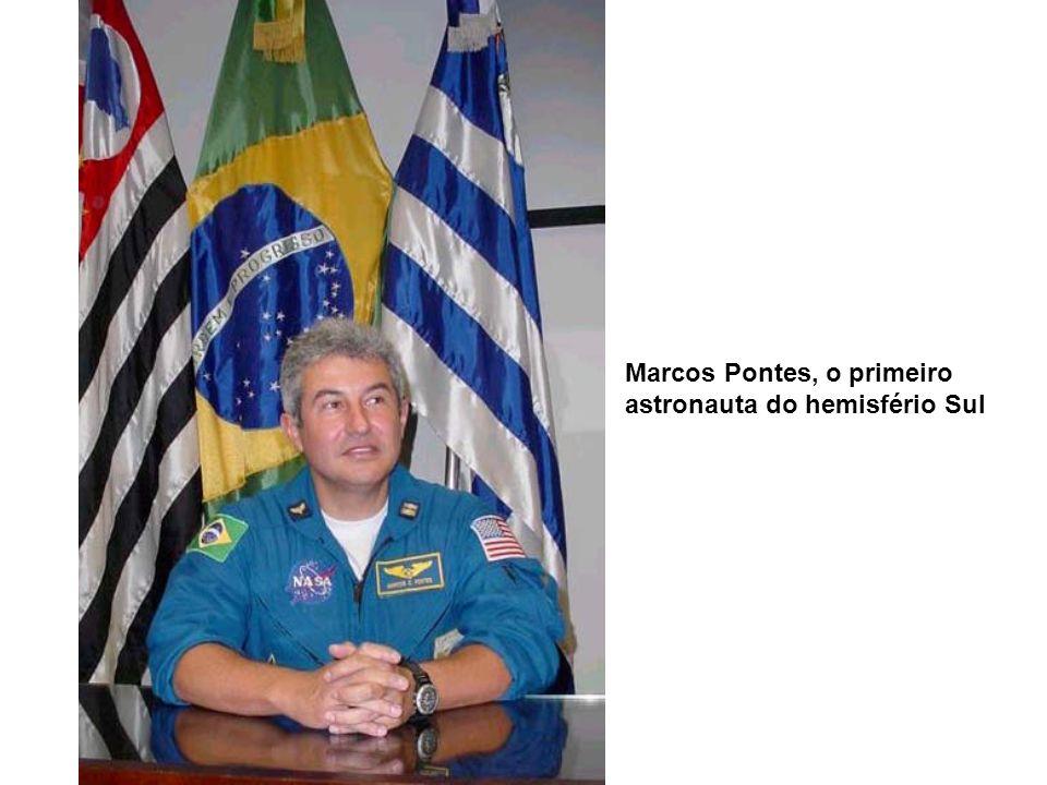 ESTAÇÃO ESPACIAL INTERNACIONAL (International Space Station ou ISS) em órbita da Terra a uma altitude de 350 quilômetros. Em 2000 Em 2006 recebeu o ma