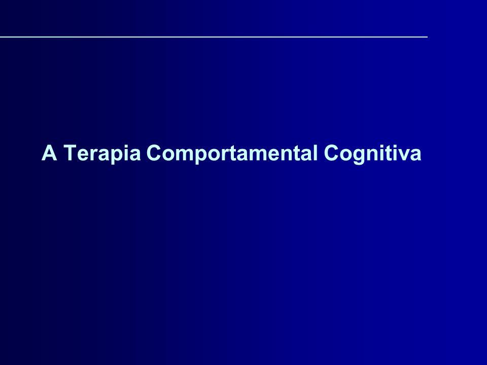 A Terapia Comportamental Cognitiva