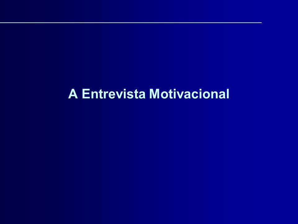 A Entrevista Motivacional