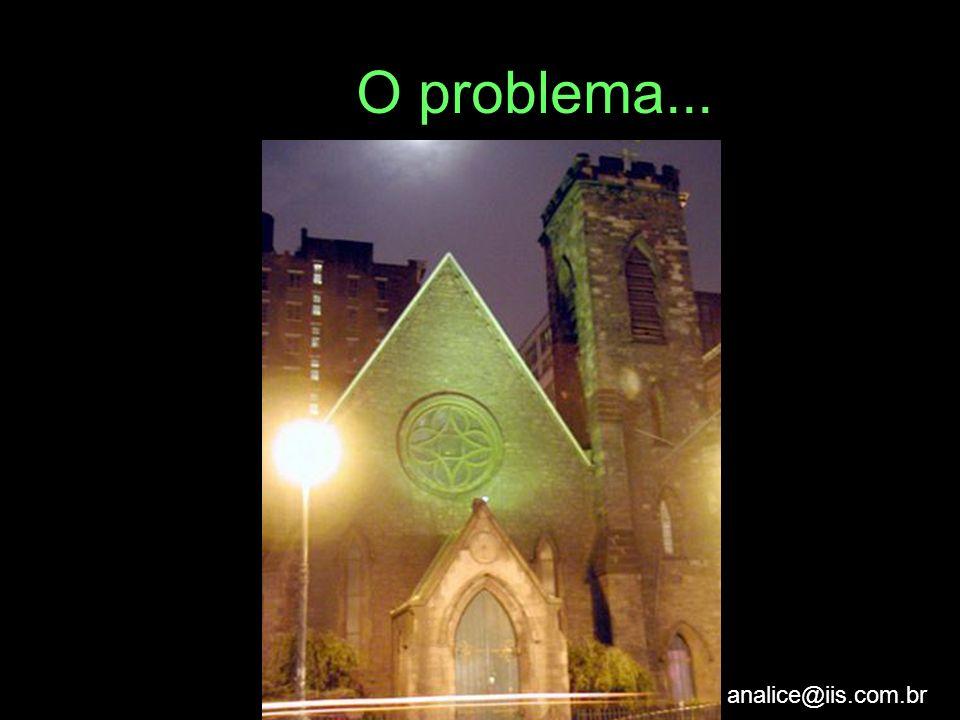 analice@iis.com.br O problema...