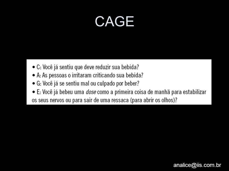 analice@iis.com.br CAGE