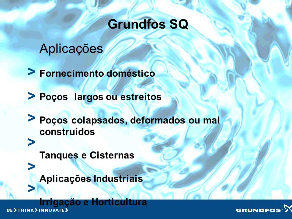 Grundfos SQ/SQE Curvas Fácil Seleção >