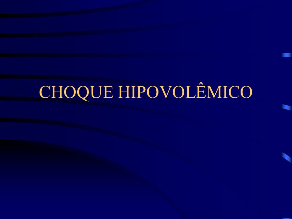 Choque cardiogênico: Prognóstico