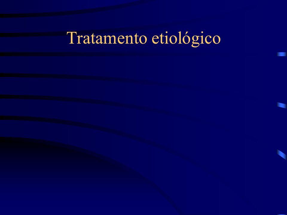 Conclusão: estratégias terapêuticas que não se mostraram vantajosas correção do pH correção rigorosa da anemia tentativa de correção da hipoalbuminemia